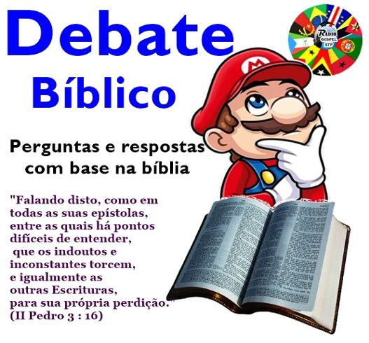 Debate Bíblico